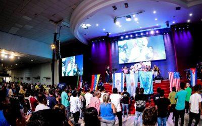 Invasion 2019: Entrenamiento para Lideres y Pastores antes de salir a las calles