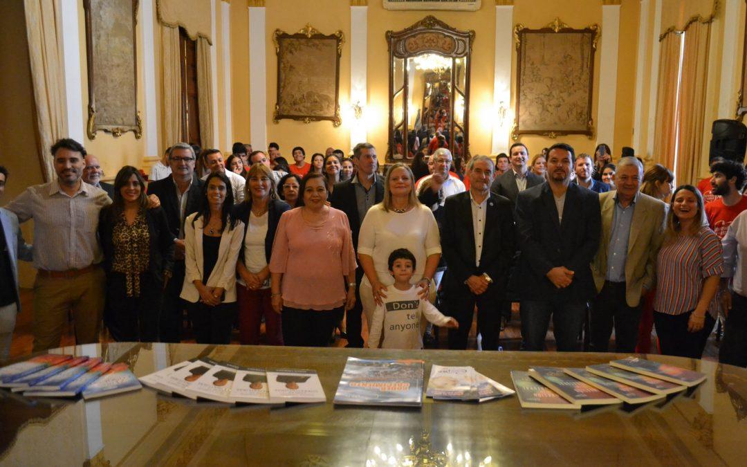 Presentaron Invasión 2019 en Casa de Gobierno de Corrientes