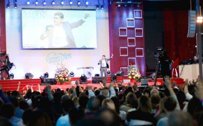 Vinieron de todo el mundo a la Convención de Invasión del Amor de Dios 2019 -Crecimiento y Expansión