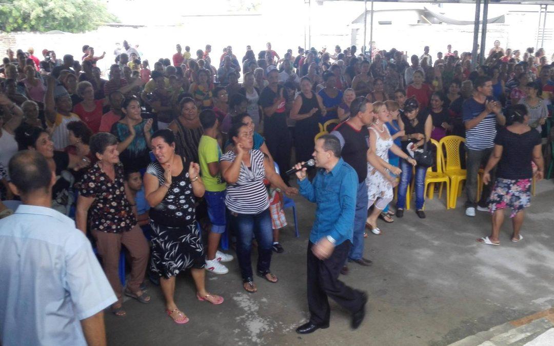 En Cuba las iglesias siguen creciendo