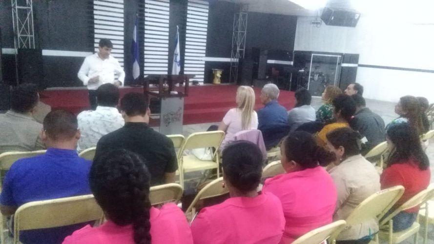 Mas Iglesias de Honduras se unen a este gran movimiento internacional