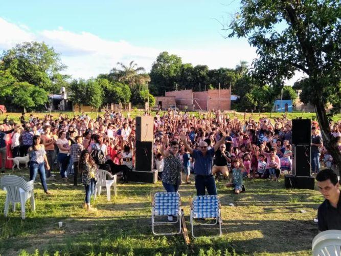 Más de 500 niños recibieron su regalo durante las pasadas fiestas en Bella Vista, Corrientes