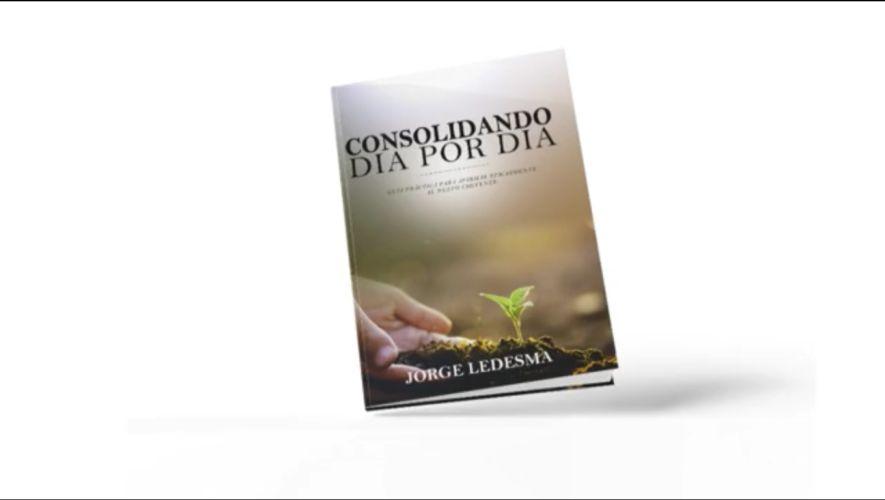 """El Apóstol Jorge Ledesma presento su nuevo material el Libro """"Consolidando Dia Por Dia"""""""
