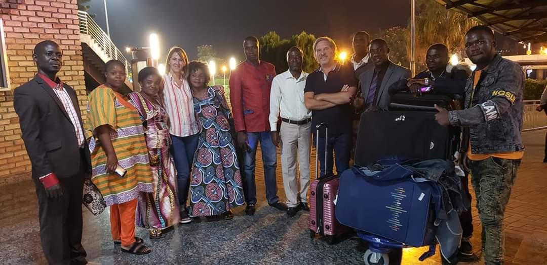 Invasión en África: Más de 300 Pastores se sumaran en ese Continente