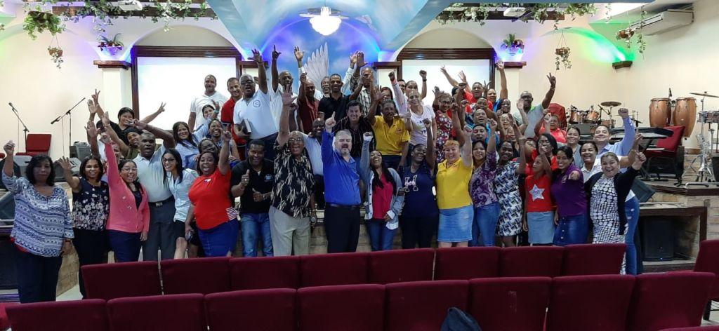 Panamá se activa en milagros y en lo sobrenatural de Invasión del amor de Dios