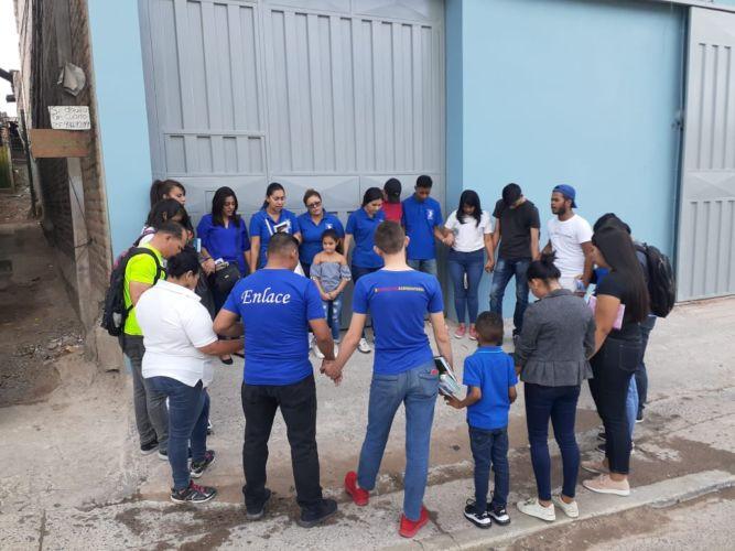 En Honduras la evangelización ya comenzó