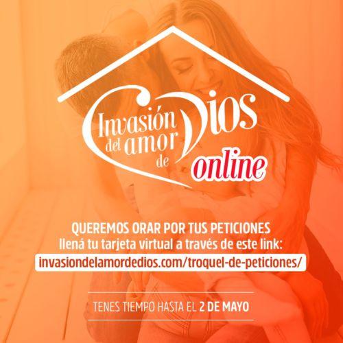 Vea el programa de Entrenamiento de Invasión Online en Cuarentena