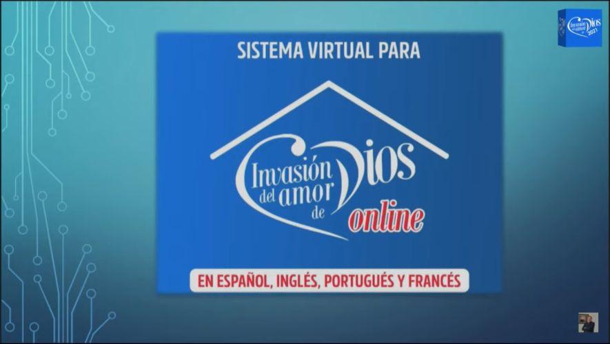 Congreso #InvasiónDigital2021: También es transmitido en español, inglés, portugués y francés